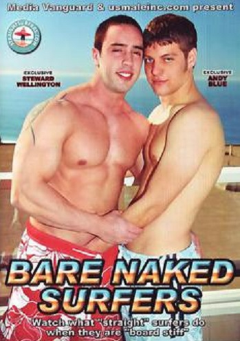US Male - Bare Naked Surfers Cover
