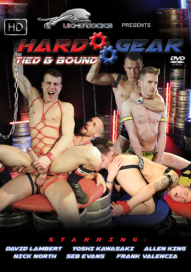 [Gay] Hard Gear – Tied And Bound