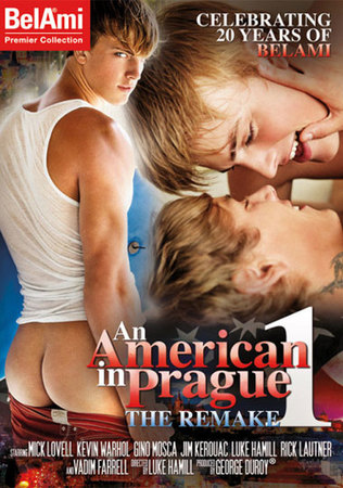 An American in Prague – The Remake 1