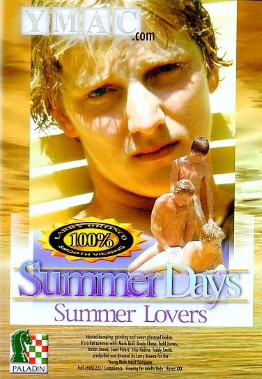 [Gay] Summer Days, Summer Lovers