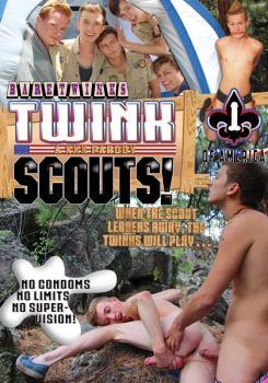 Twink Scouts XXX – A Porn Parody