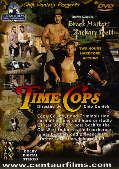 [Gay] Time Cops