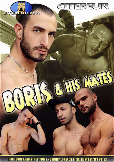 [Gay] Boris & his Mates