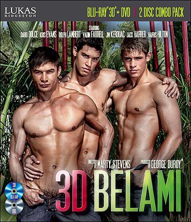 3D Bel Ami (2D Version) Cover