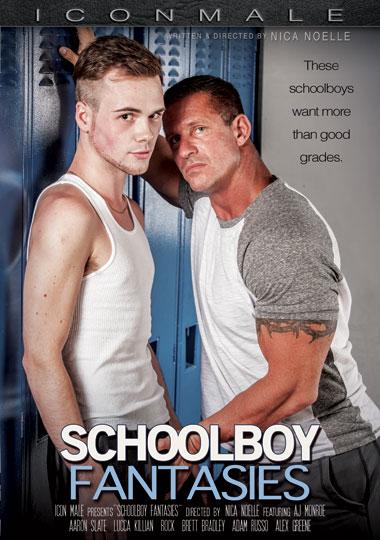 [Gay] Schoolboy Fantasies 1