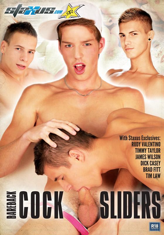 [Gay] Bareback Cock Sliders
