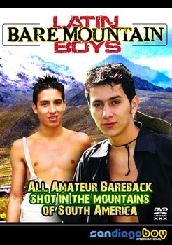 Latin Bare Mountain Boys