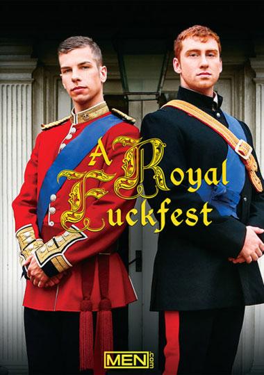 [Gay] A Royal Fuckfest