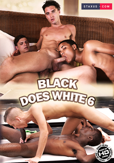 [Gay] Black does White 6