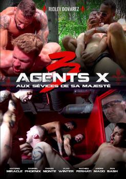 Agents X 3
