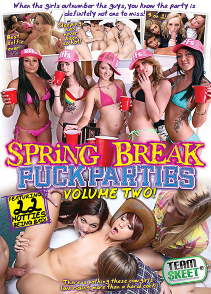 Spring Break Fuck Parties 2