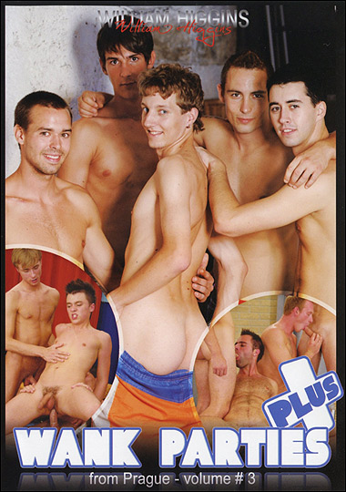 Wank Parties plus from Prague 3
