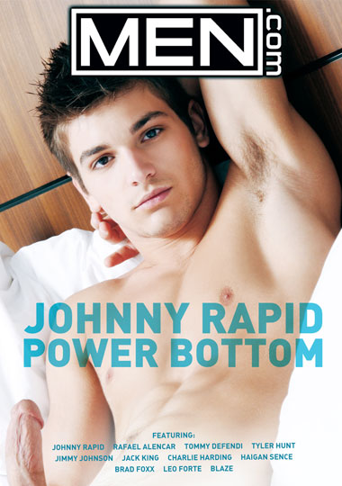 Johnny Rapid – Power Bottom