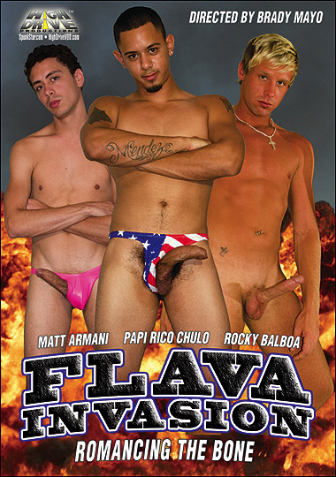 [Gay] Flava Invasion
