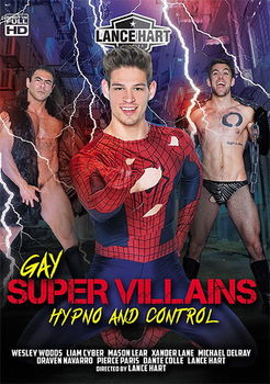 Gay Super Villains – Hypno & Control