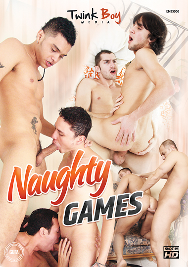 [Gay] Naughty Games [Twink Boy Media]