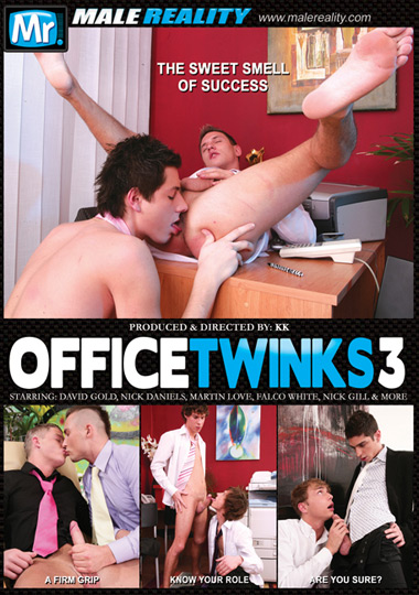 [Gay] Office Twinks 3