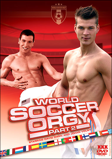 [Gay] World Soccer Orgy 2