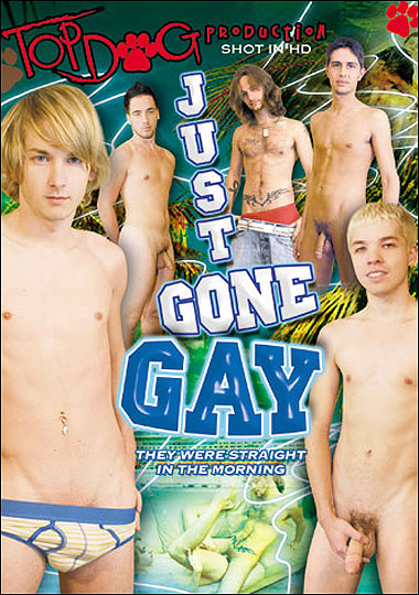 [Gay] Just Gone Gay 1