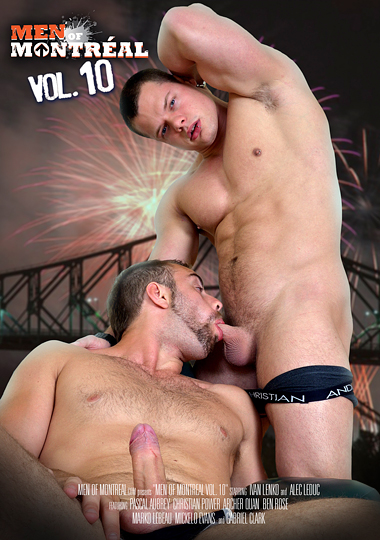 [Gay] Men Of Montreal 10