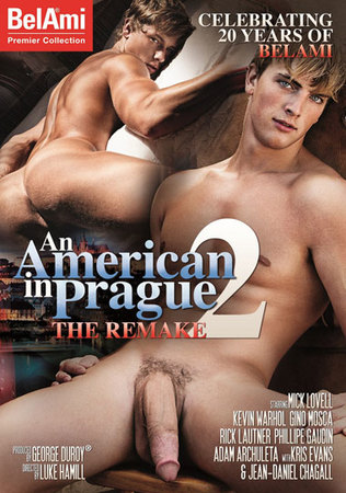 An American in Prague – The Remake 2