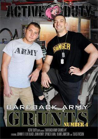 Bareback Army Grunts 4