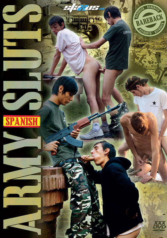 [Gay] Spanish Army Sluts