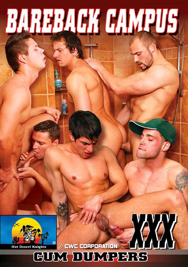 [Gay] Bareback Campus