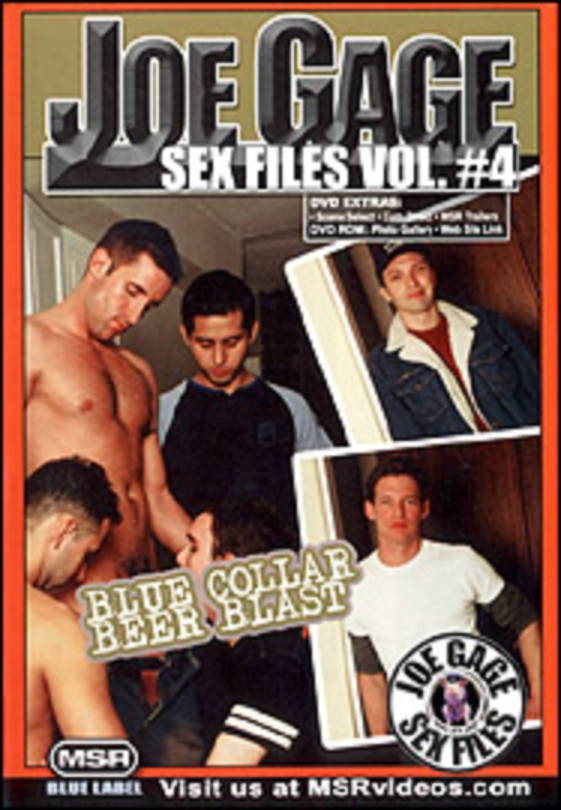 [Gay] Joe Gage Sex Files 4