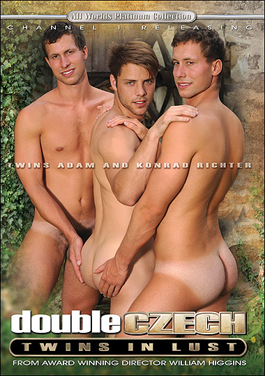 [Gay] Double Czech – Twins in Love
