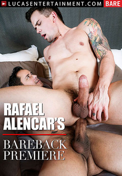 Rafael Alencar's Bareback Premiere
