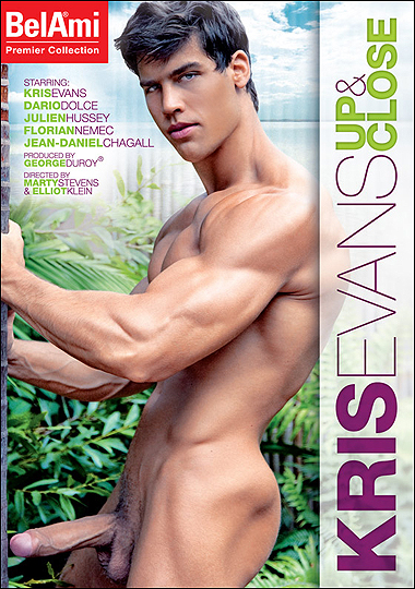 [Gay] Kris Evans – Up and Close